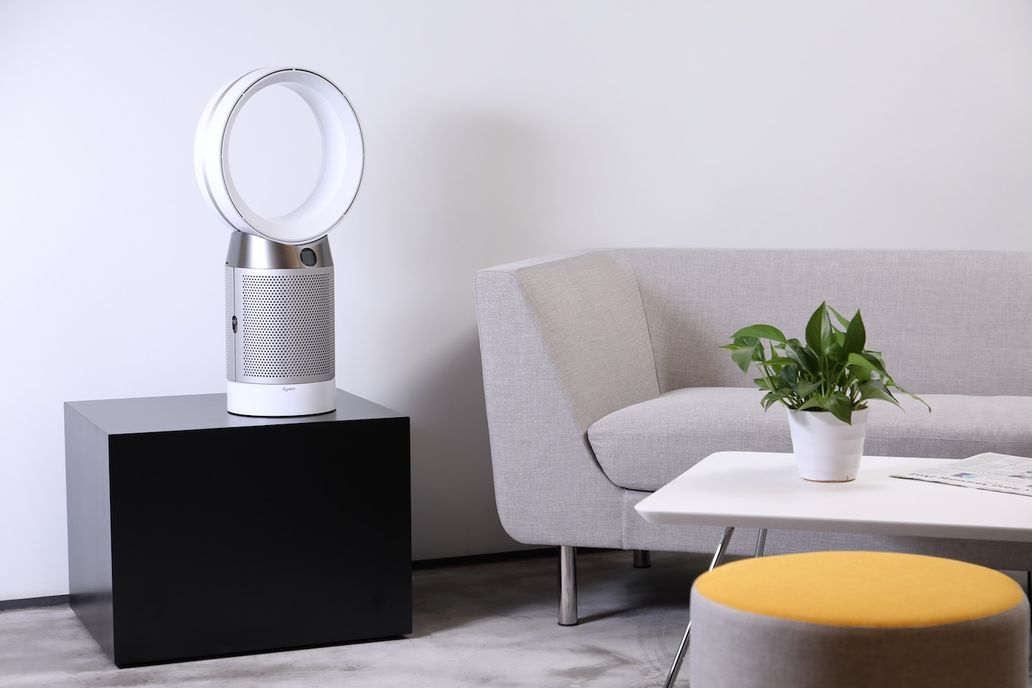 Máy lọc không khí Dyson Pure Cool Purifying Desk Fan DP04 chính hãng